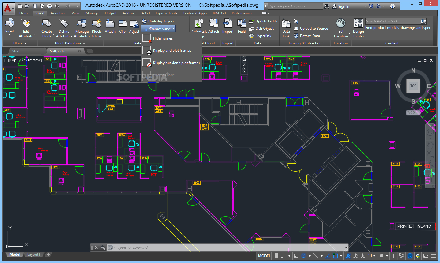 Autocad lasertech floorplans for Autodesk online home design