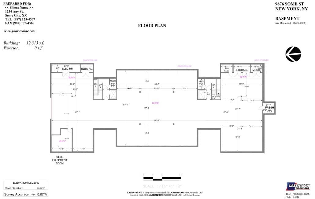 lasertech floorplans