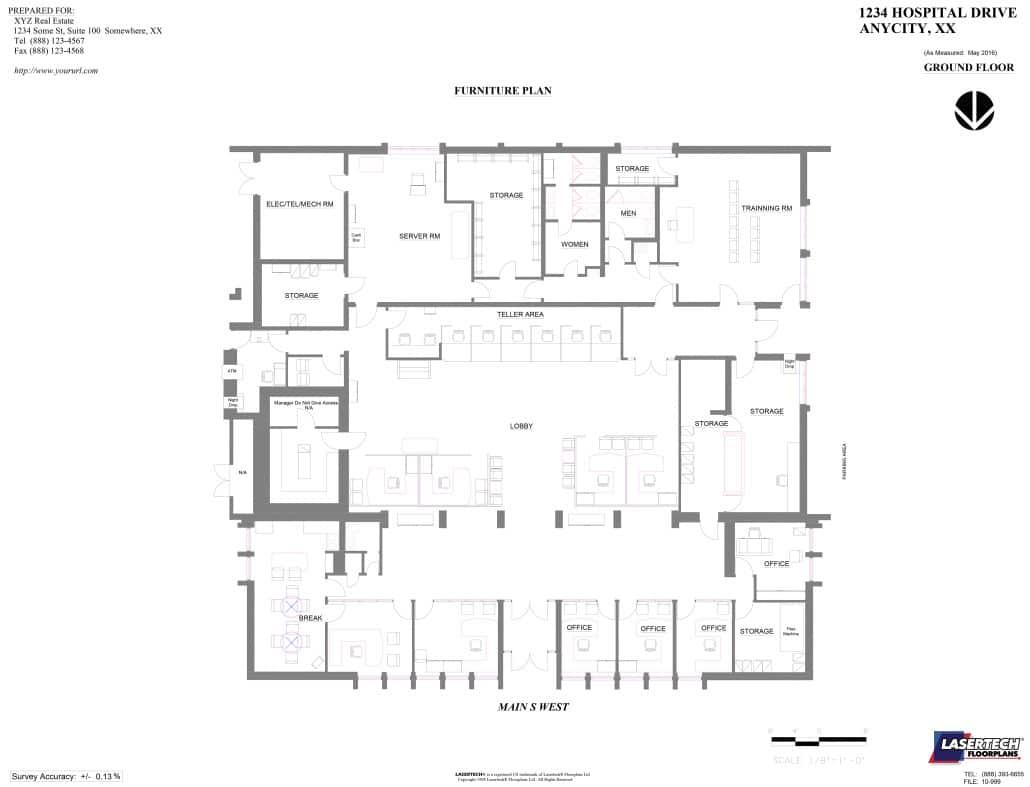 lasertech furniture plan